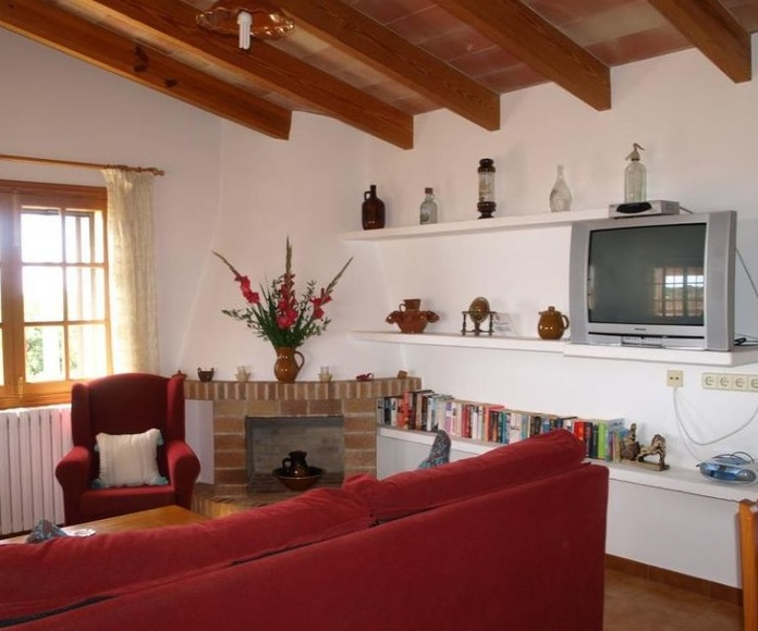 Casa rural Calonge. Na Corma. Ref. C034: Inmuebles de Inmobiliaria Cala Santanyí