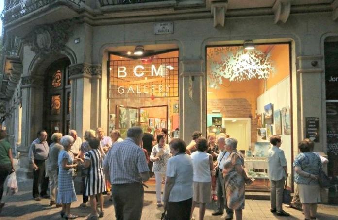 TRABAJA CON NOSOTROS: Exposiciones y artistas  de BCM Art Gallery