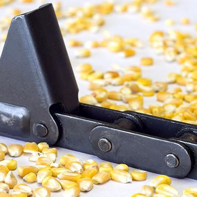 Cabezales de maíz y girasol: Catálogo de Transcade