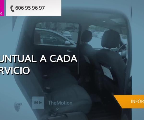 Servicio de taxis en Torrox | Taxi 1 Torrox Arrebola