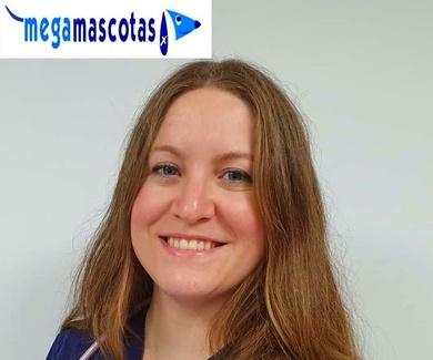 Julia Ribelles, veterinaria de Megamascotas