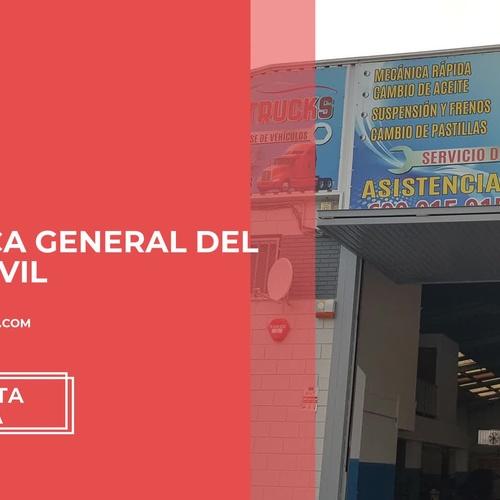 Taller mecánico de turismos y camiones en Valencia | Resmonturcks