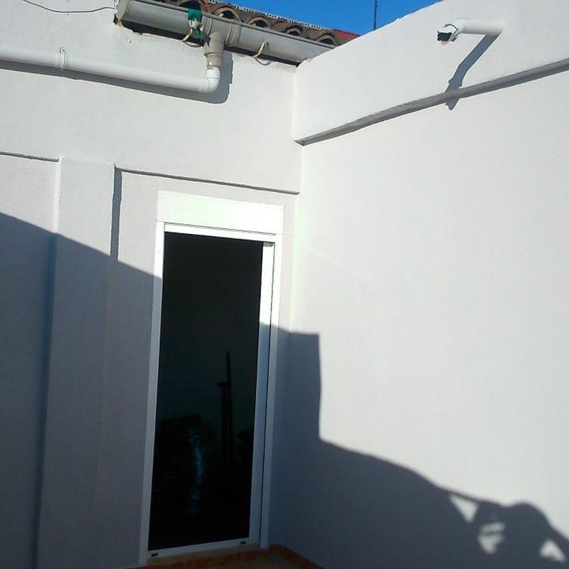 Fachadas: Servicios de Construcciones Emili