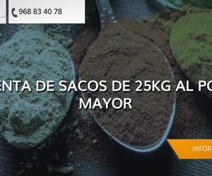 Condimentos alimentarios en Cabezo de Torres | Comercial Familia Peñaranda, S.L.