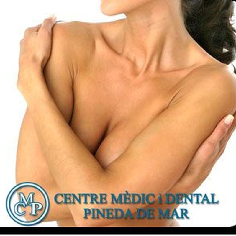 REDUCCIÓN DE PECHO: Tratamientos  de Centro Médico y Dental Pineda