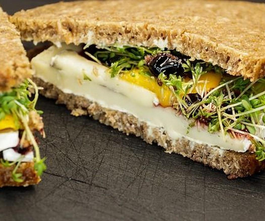 El equilibrio nutricional del sándwich