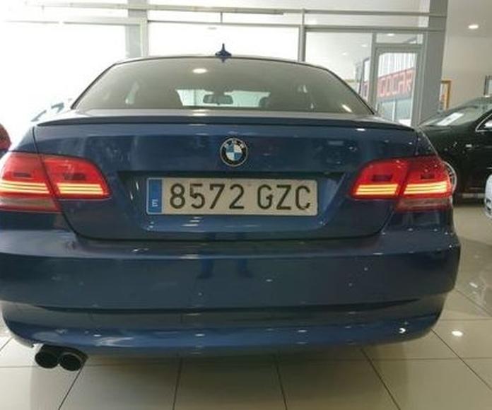 BMW 330XD COUPE TECHO SOLAR!! IMPECABLE!!: Compra venta de coches de CODIGOCAR