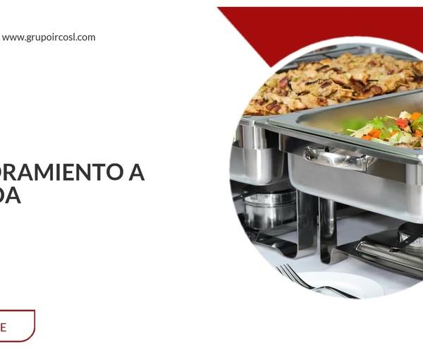 Empresas de catering en la Comunidad Valenciana: IRCO