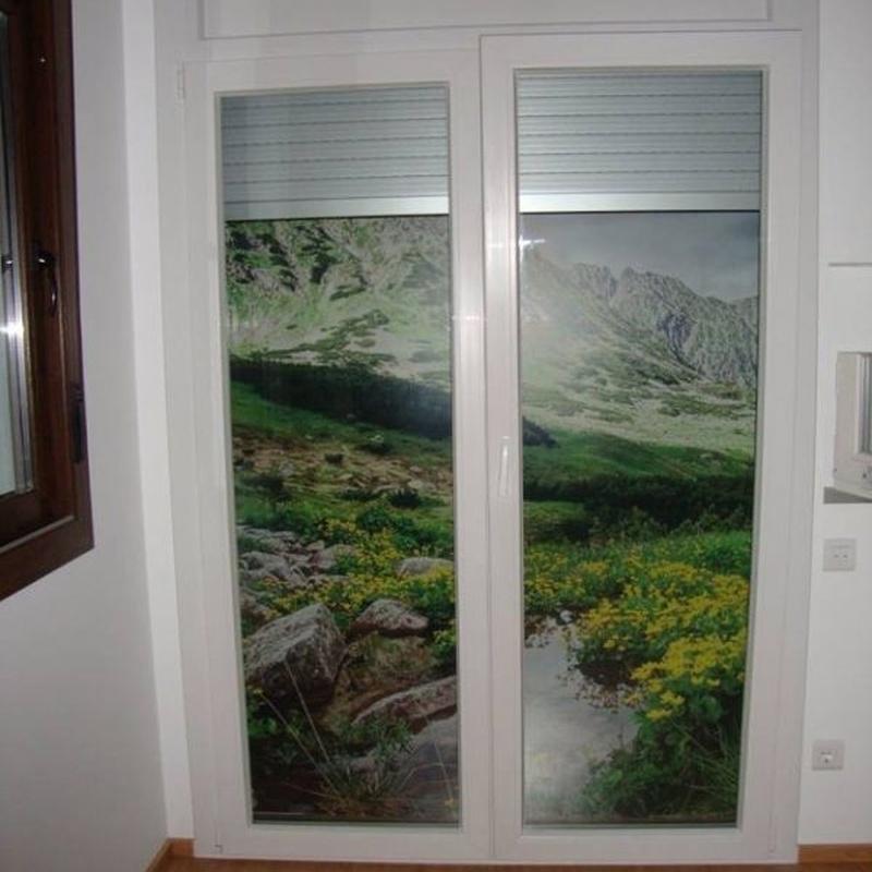 Puertas y ventanas: Servicios de Fusteria Masdeu