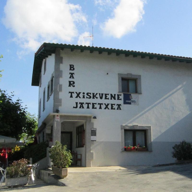 1.- Menú del día : Carta de Bar - Restaurante Txiskuene Jatetxea