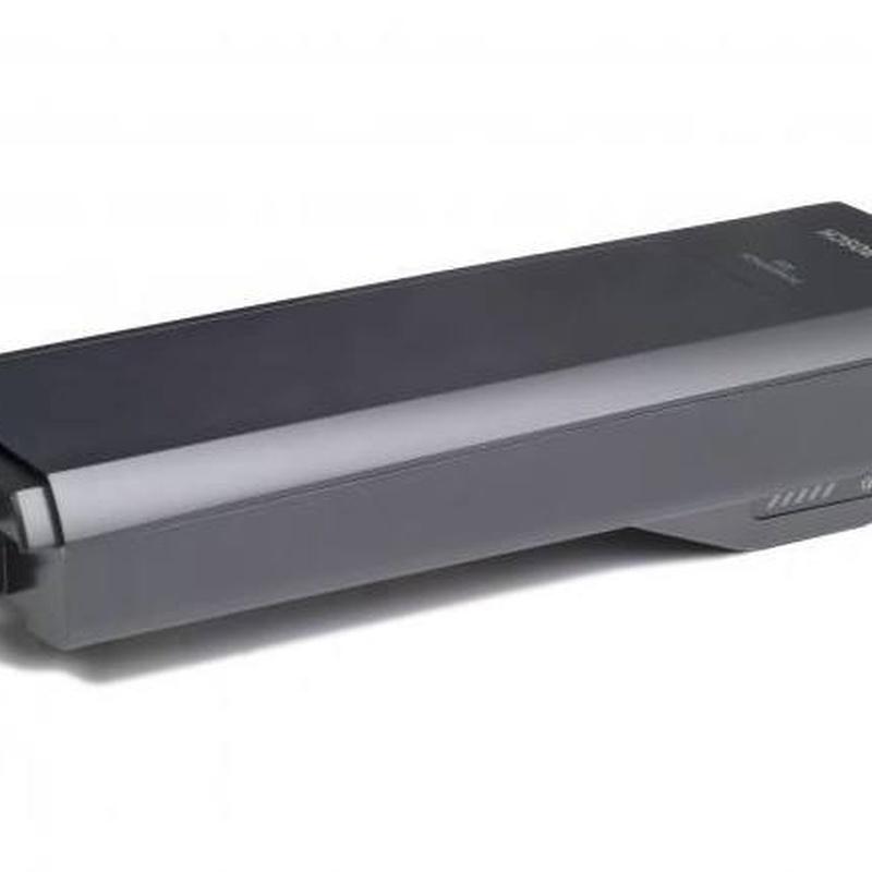 Bateria trasportin BOSCH PowerPack Rack 400 antracita: Productos de Bikes Head Store
