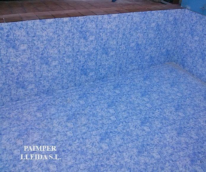 Impermeabilización de piscinas nuevas o deterioradas