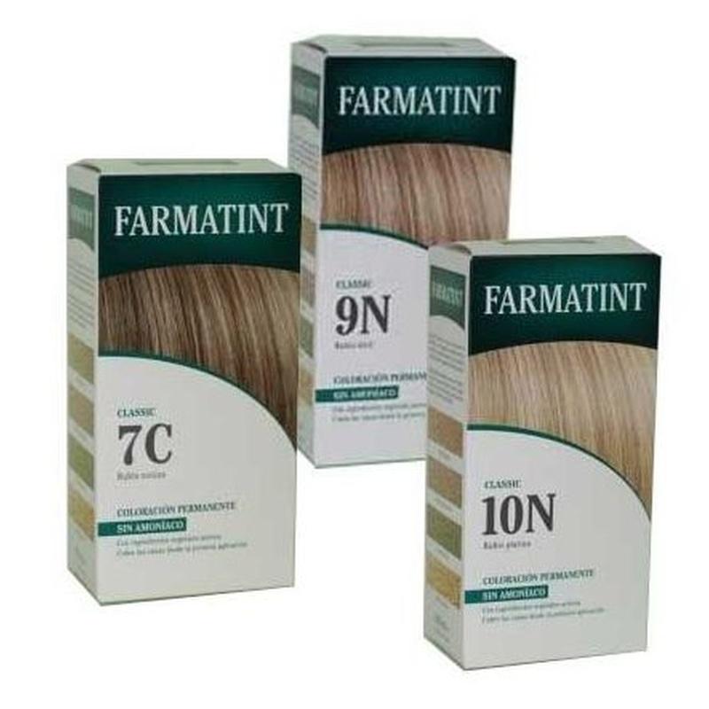 Tintes capilares Farmatin: Catálogo de Farmacia Las Cuevas-Mª Carmen Leyes