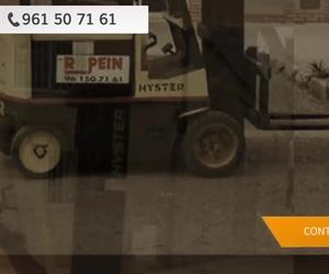 Recambios de carretillas elevadoras en Valencia | Ropein
