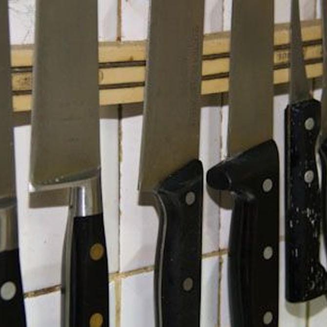 Consejos para cuidar los cuchillos
