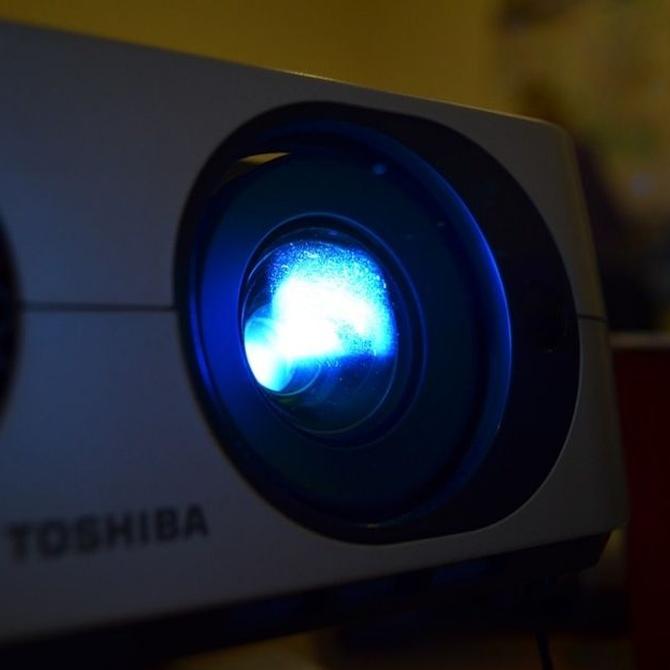 Tecnologías que se usan en proyectores