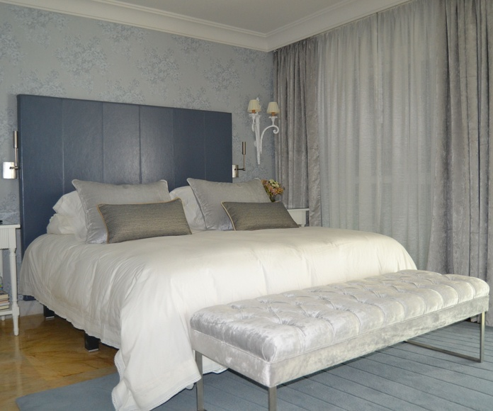 Vivienda particular en Las Canteras (dormitorio principal)