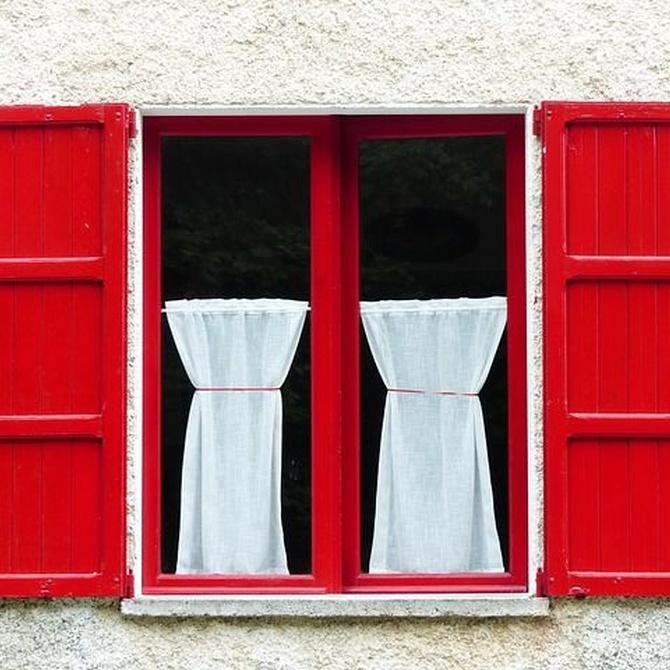 5 tipos de cortinas para la cocina