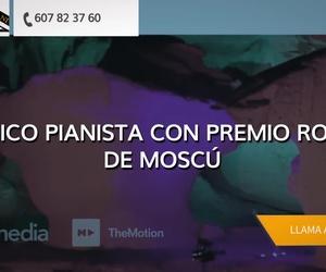 Concierto de piano en Murcia: Murani