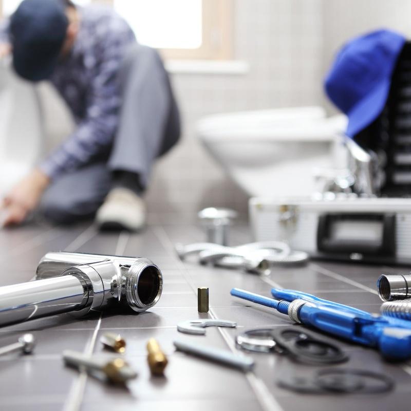 Fontanería, calefacción y gas: Servicios de Boadilla Multiservicios