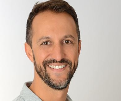 Josep Cotano. Responsable del área de Fisioterapia y Readaptación Funcional