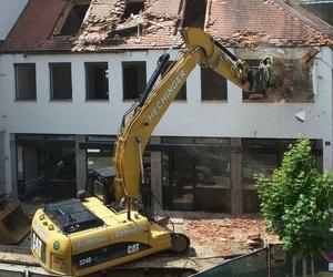 Máquinas de demolición