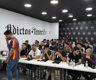 Jorge Jorquera: Servicios de Adictos Tenerife