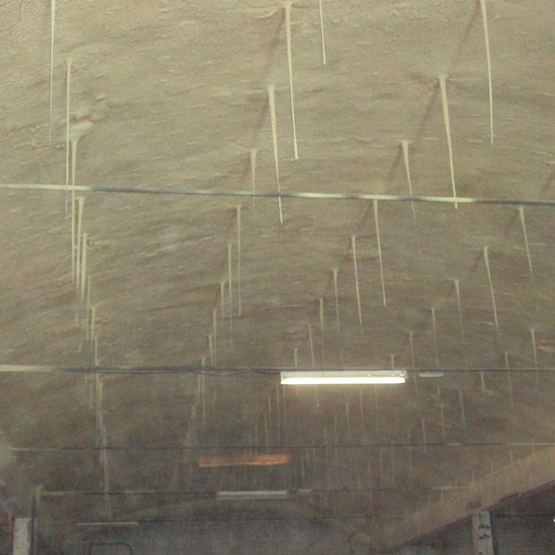 Proyección e inyección de poliuretano: Servicios de Imyresa