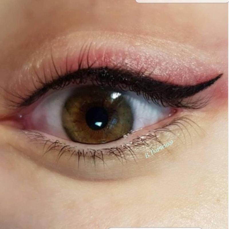 Micropigmentación de ojos