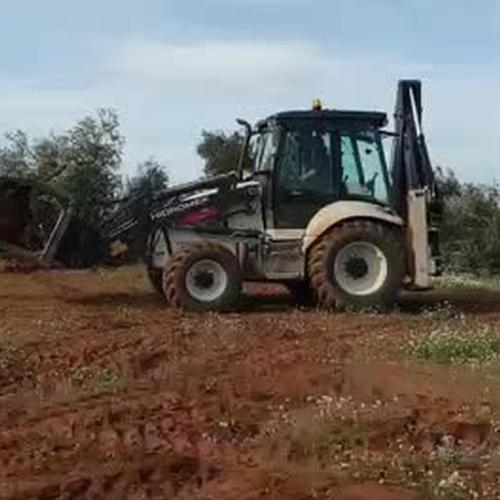 Venta de maquinaria de construcción en Salamanca