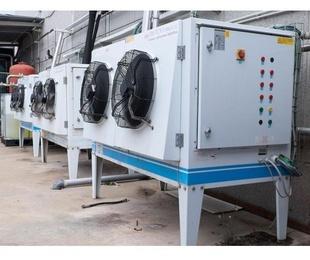 Instalaciones de frío industrial