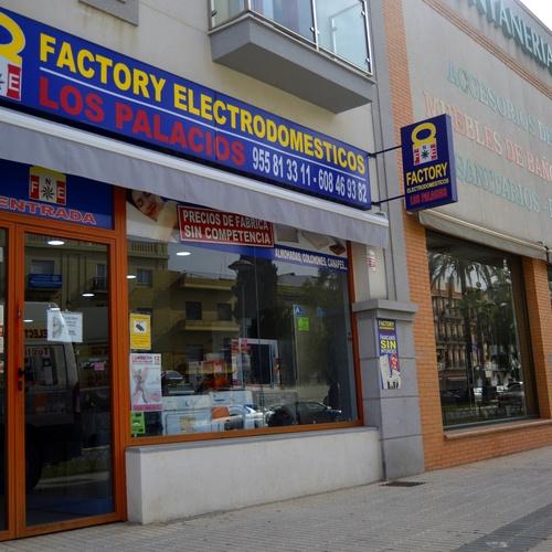 FACTORY ELECTRODOMÉSTICOS LOS PALACIOS