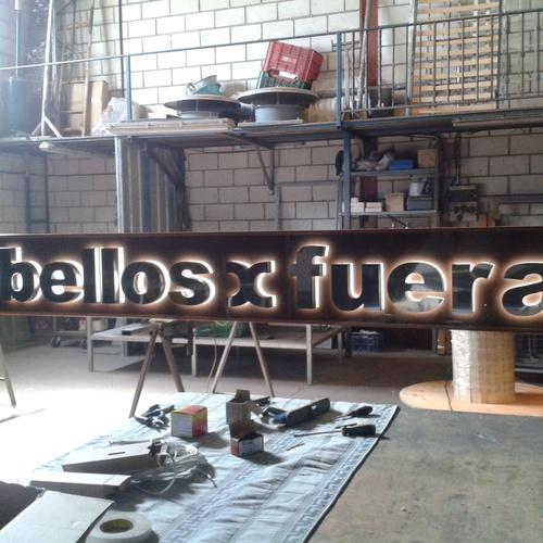 Empresa de rotulación en Valdemoro
