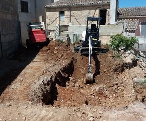 Excavaciones en Can Picafort