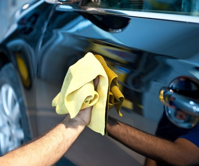 Lavado ecológico de vehículos: Servicios de Garaje Alvar
