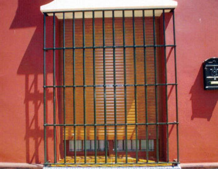 Rejas: Productos de Cerrajería Manzano