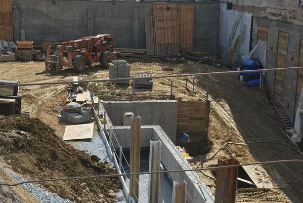 Estructuras de hormigón en Torrelavega y construcción en general