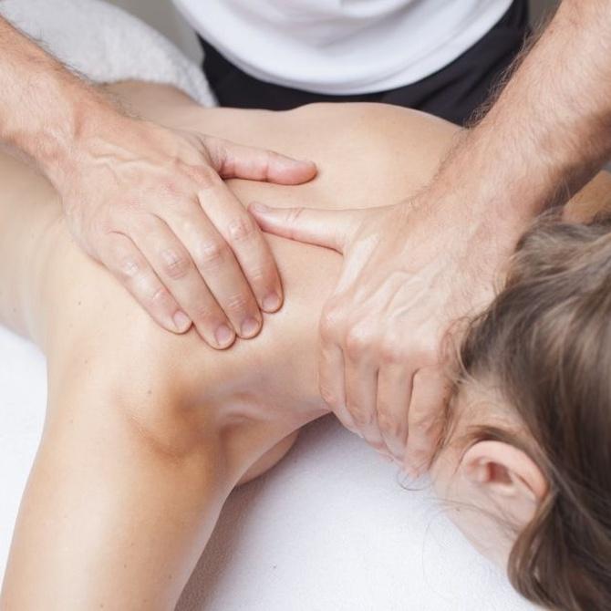 Ramas que existen en la osteopatía