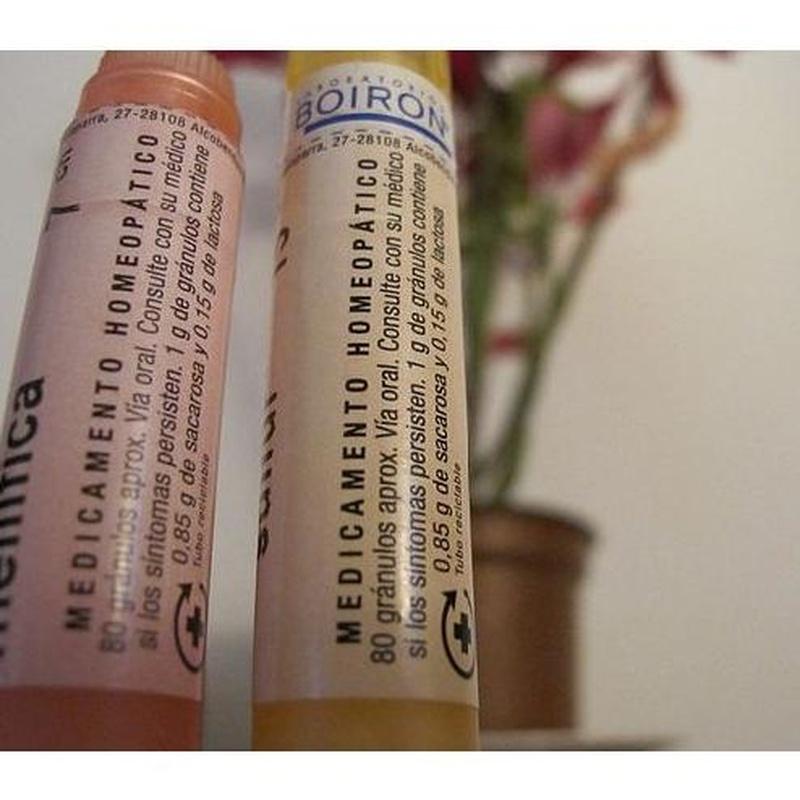 Homeopatía : Tratamientos   de Escuela Hufeland Medicina Natural