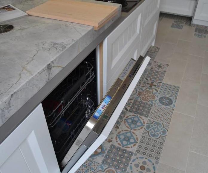 Cocinas a medida.: Productos y servicios de Muebles Marino