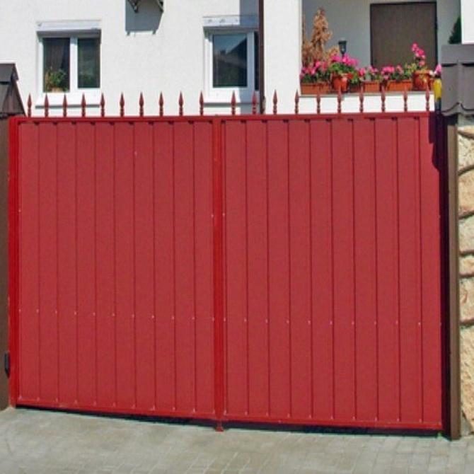 Gana en seguridad, comodidad y estética con nuestras puertas