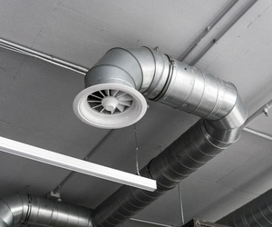 Factores que influyen en la ventilación industrial