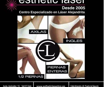 Oferta depilación láser