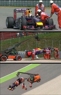 AUSA y la F1, una gran experiencia