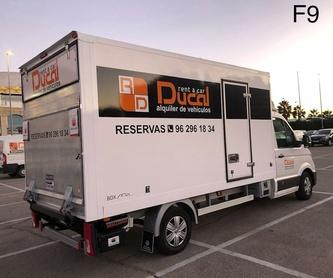 Reservas: Alquiler de Vehículos de Rent A Car Ducal