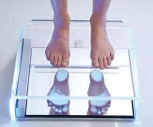 Los pies son la base del cuerpo