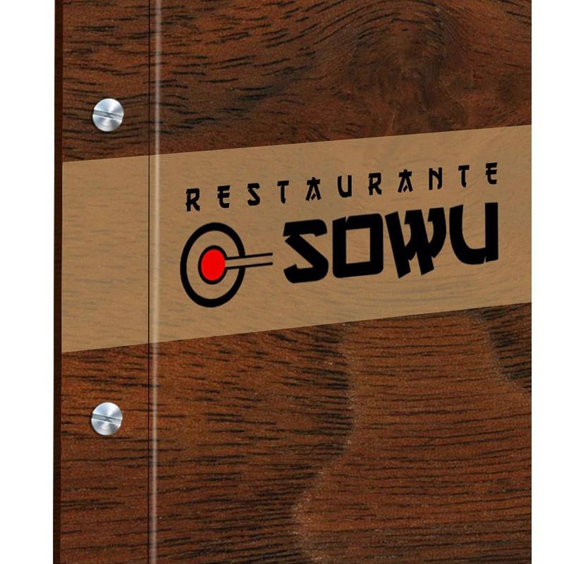 Menú Sowu: Carta de Restaurante Sowu