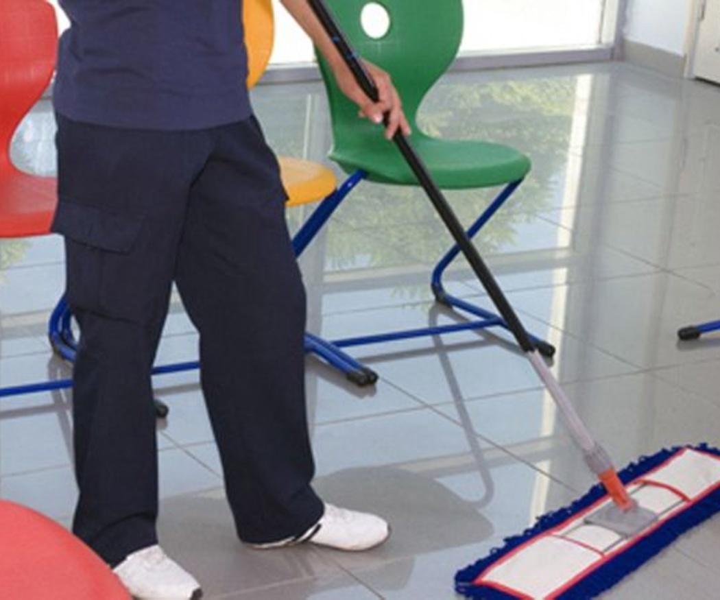 La desinfección y limpieza de centros sanitarios