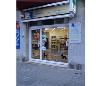 Tienda especializada: Especialidades de Clínica Veterinaria Reus