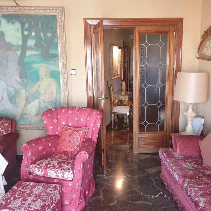Enorme piso en C/ Carril del Picón: Inmuebles de Inmobiliaria María Díaz